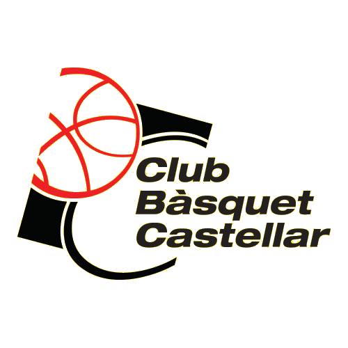 logo del Club Bàsquet Castellar