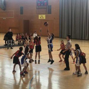 Mini femení vs CN Sabadell